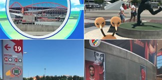 Benfica adere ao Pokémon Go