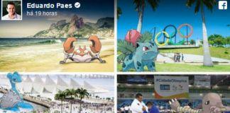 Prefeito do Rio de Janeiro quer Pokémon GO na cidade