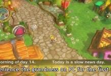 Little King's Story no PC a 5 de Agosto