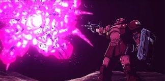Gundam: The Origin IV - trailer internacional