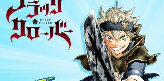 Anime de Black Clover na Jump Special Festa Anime