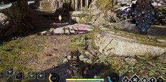 Paragon – gameplay Narbash