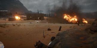 Battlefield 1 - Beta termina Sexta-feira