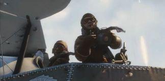 Battlefield 1 - trailer do Single Player amanhã