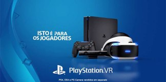 PlayStation VR no Iberanime OPO 2016
