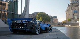 Vê duas corridas de Gran Turismo Sport