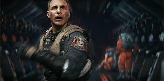 Lewis Hamilton em Call of Duty: Infinite Warfare