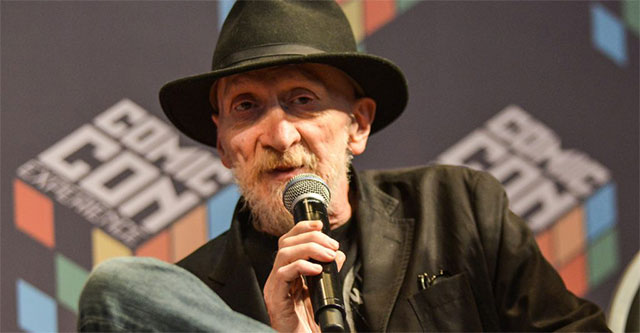 Frank Miller na Comic Con Experience 2016