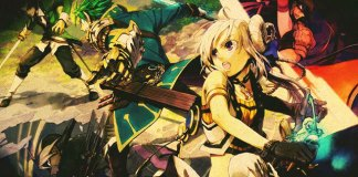 Record of Grancrest War vai ser anime