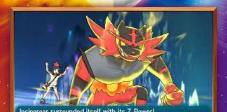 Revelados Z-moves e novos Pokémon