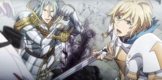 7 minutos de Chain Chronicle: Haecceitas no Hikari