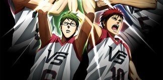 Kuroko's Basketball The Movie: Last Game a 18 de Março
