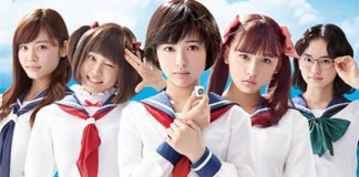 Saki Live-action - Posters