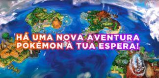 Pokémon Sun e Pokémon Moon - Trailer de lançamento