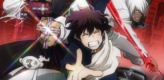 Kekkai Sensen 2 - imagem promocional