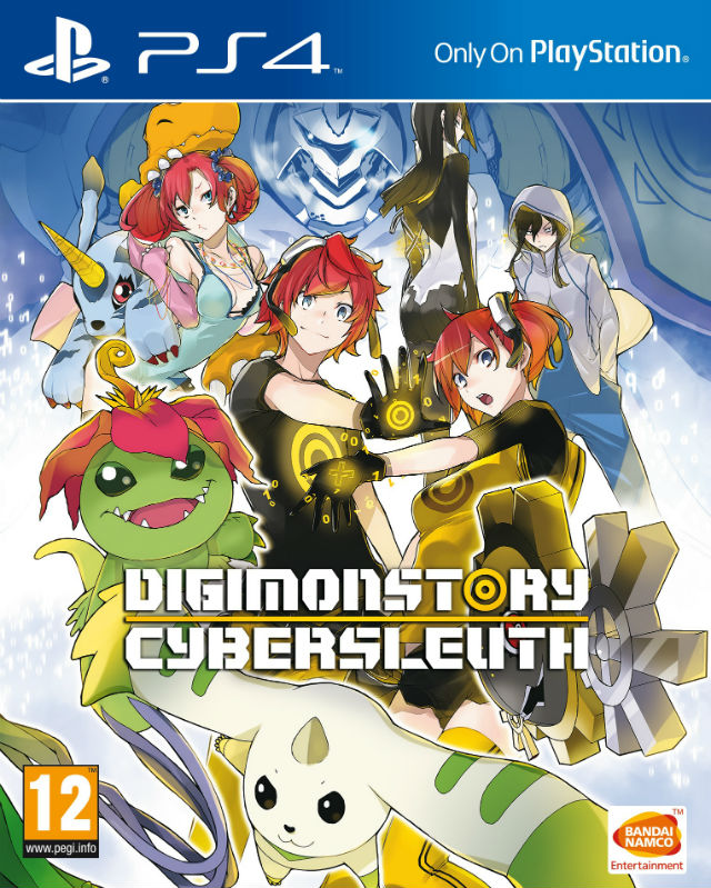 Digimon Story Cyber Sleuth Hacker's Memory para PS4