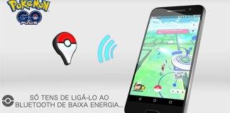 Pokémon GO Plus - Apresentação