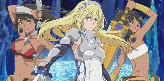 Danmachi: Sword Oratoria - Trailer Internacional