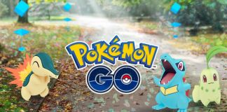 Pokémon GO com Raids e PvP
