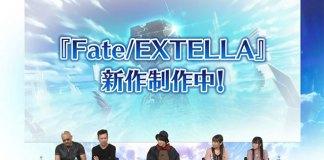 Fate/Extella com novo projeto