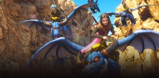 Dragon Quest XI - Screenshots