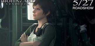 """Resident Evil: Vendetta - Trailer """"Personagens"""""""
