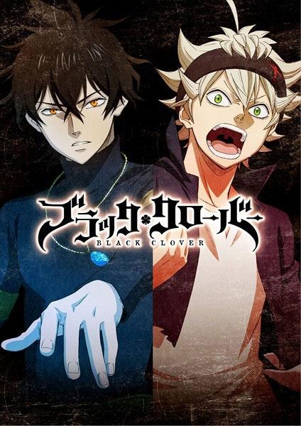 Black Clover - Imagem promocional do anime