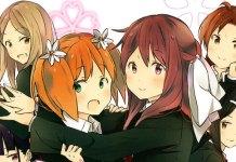 Sakura Trick - Manga vai terminar em Agosto
