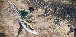 Dynasty Warriors 9 – Novos Screenshots