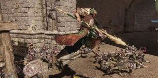 Dynasty Warriors 9 - Gameplay
