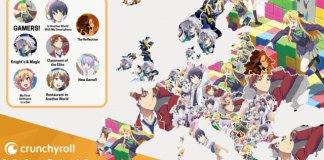 Youkoso Jitsuryoku é o anime mais popular em Portugal este Verão
