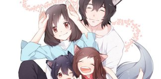 Faleceu a artista do manga Wolf Children