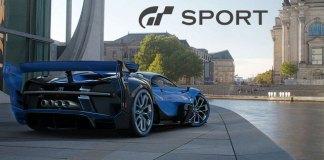 Demo de GT Sport dia 9 de Outubro