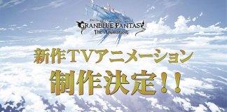 Granblue Fantasy vai ter nova série anime