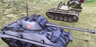 Girls und Panzer: Dream Tank Match - Novo Trailer internacional