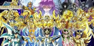 Jogo Saint Seiya: Cosmo Fantasy é lançado no Ocidente