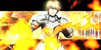Fate/Extra Last Encore mostra Gawain