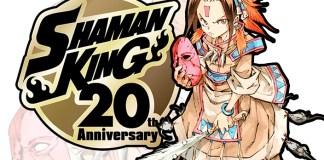 Shaman King ira ganhar nova edição no Japão