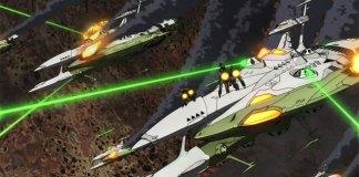 4º filme de Space Battleship Yamato 2202 mostra tema de opening