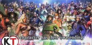 Dynasty Warriors 9 - Trailer internacional