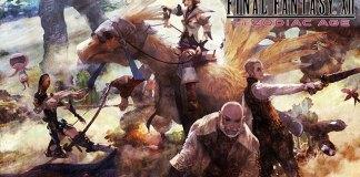 Final Fantasy XII: The Zodiac Age no PC em Fevereiro