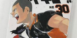 Haikyu!! com 28 milhões de cópias