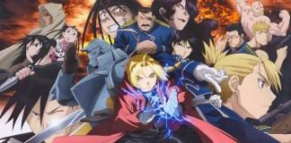 Fullmetal Alchemist é adicionado no catalogo brasileiro da Netflix