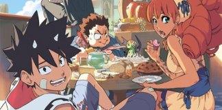 Radiant vai ser anime pela NHK