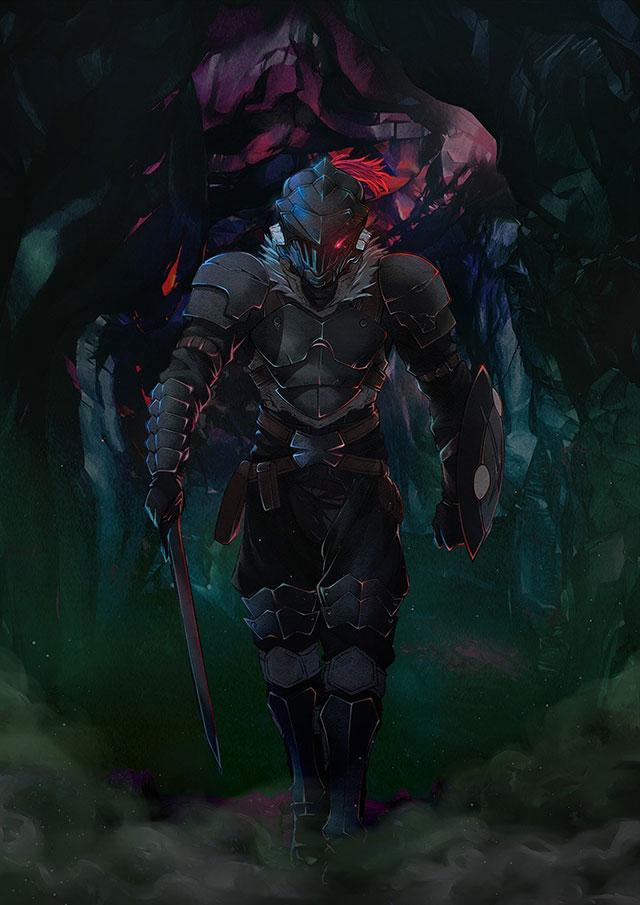 Goblin Slayer vai ter série anime em 2018