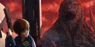 Godzilla e Psycho-Pass no AnimeJapan 2018