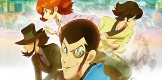 Lupin the Third Part 5 - Trailer e imagem promocional