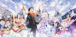 Nova imagem promocional da OVA de Re:ZERO
