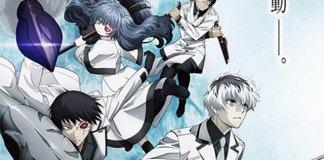 """Tokyo Ghoul:re revela """"Quinx Squad"""""""