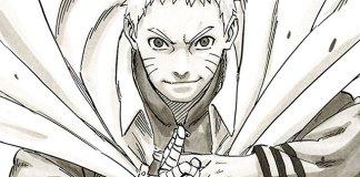 Naruto com 3 novas novels